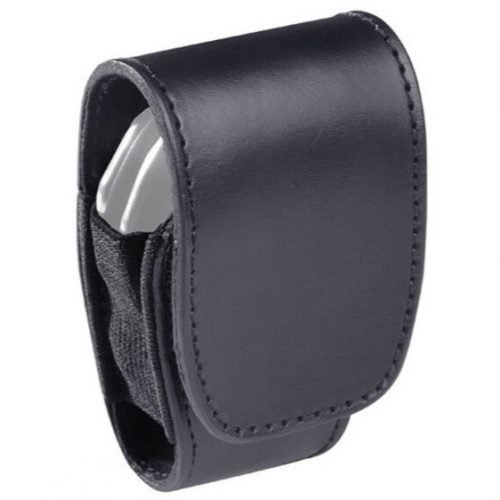 ASP Duty Handcuff Carrier - Black Leather