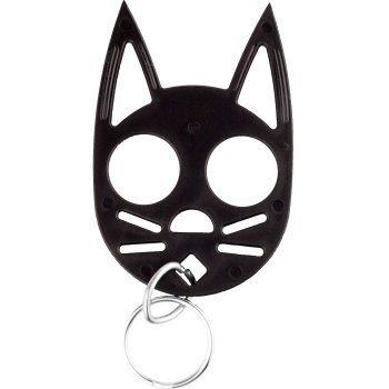 Wild Kat ~ Key-chain ~ Black