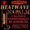 HEATWAVE PEPPER SPRAY ~ 4 OZ. FLIP-TOP - Foam 21538