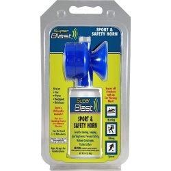Max Pro Super Blast Personal Alarm Sport Safety Air Horn 112-decibel 1.4 Ounces