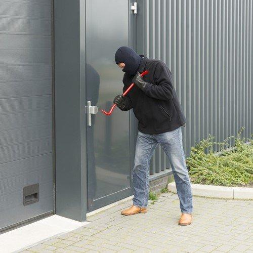 HOW TO BURGLAR-PROOF YOUR DOORS