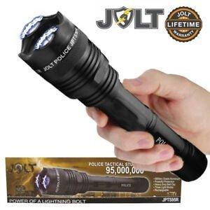 Jolt 95,000,000* Tactical Flashlight - Stun Gun