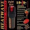 "HEATWAVE 23% OC ~ .5 oz Palm Size ""Twist Lock"" Canister"
