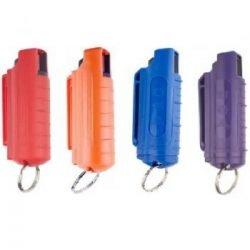 "Florida HEATWAVE - Red, Orange, Blue & Purple 23% OC Max ""Hell Spray"" 4 PACK"