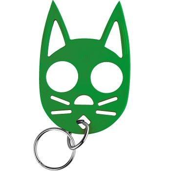 Wild Kat Key-chain ~ Green