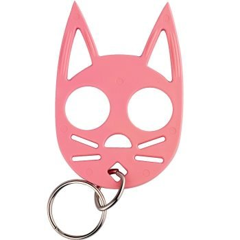 Wild Kat Key-chain ~ Pink