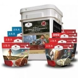 Wise Ultimate Emergency Meal Kit - 7 Day