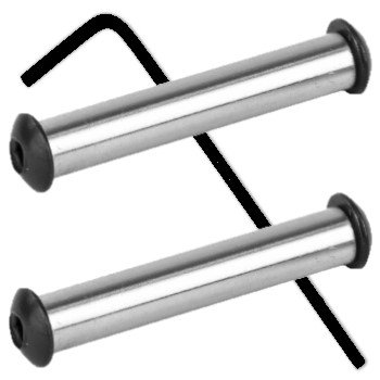 Armaspec, Anti-Walk Pins, Standard .154 Size Pins, Stainless Finish