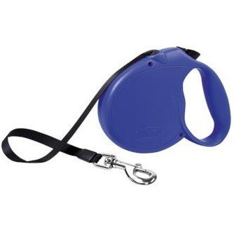 Retractable Dog Leash ~ Blue