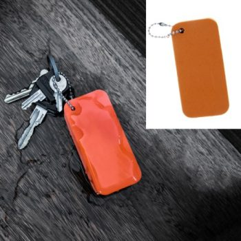 Waterproof EVA Foam Floating Keychain