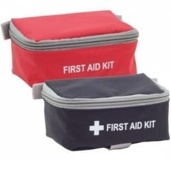 29 PIECE WEATHER RESISTANT FIRST AID KIT