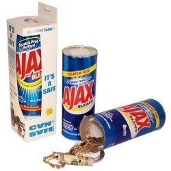 DRINK DIVERSION SAFE - AJAX