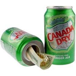 DRINK DIVERSION SAFE - CANADA DRY