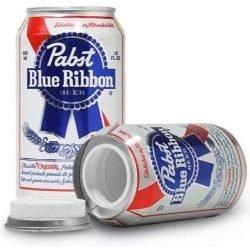 DRINK DIVERSION SAFE - PABST BLUE RIBBON