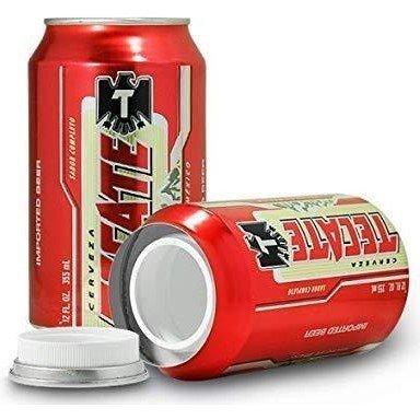 DRINK DIVERSION SAFE - TECATE BEER