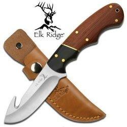 """ELK RIDGE ER-198 OUTDOOR FIXED BLADE KNIFE 7.5"""" OVERALL"""