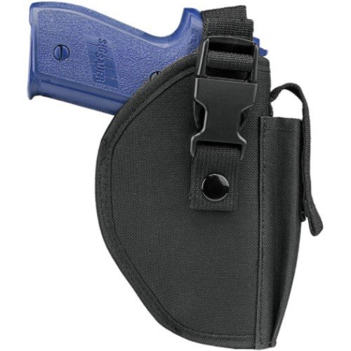 (Sub - Full Size) Firearm Holster w/ Double Stack Mag Pouch