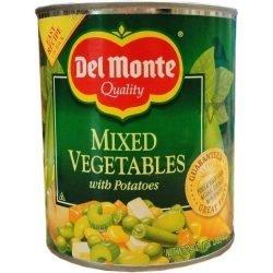 FOOD DIVERSION SAFE - MIXED VEGTABLES