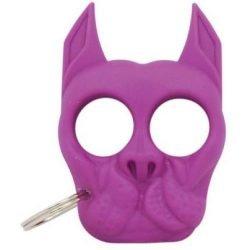 BRUTUS ~ KEY-CHAIN DEFENSE ~ Purple