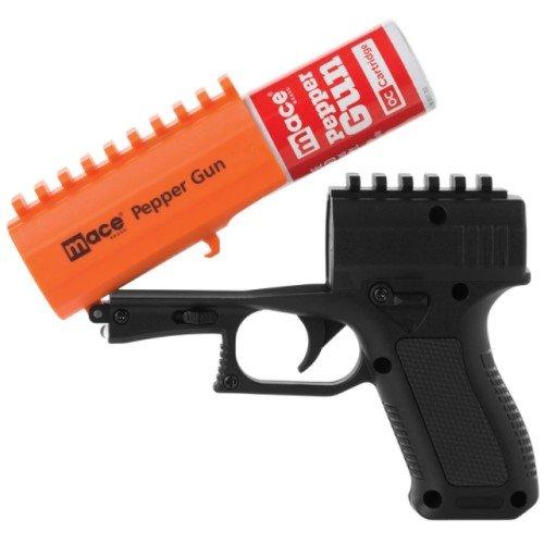 MACE ~ PEPPER GUN w/ OC PEPPER SPRAY - 2.0