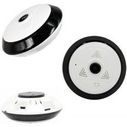 IntelliSpy 1280P HD Fisheye IP 3.0 MP Camera w/ Wi-Fi / DVR