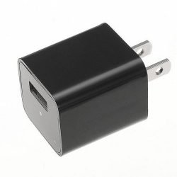 USB Charger Hidden Spy Camera with Built in DVR